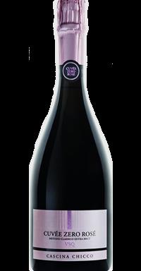 Spumante Metodo Classico Extra Brut Cuvée Zero Rosé |Cascina Chicco