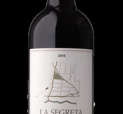 "Sicilia DOC Rosso ""La Segreta"" |Planeta"