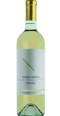 "Roero Arneis DOCG ""Anterisio""  Cascina Chicco"