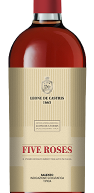 "Salento IGT Rosato ""Five Roses"" |Leone De Castris"
